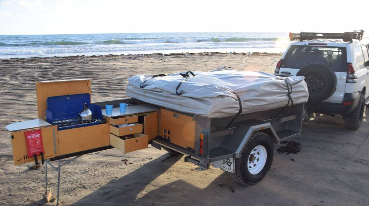 Camper Trailer Make Trax Affordable Hire With Lots Of Inclusions .