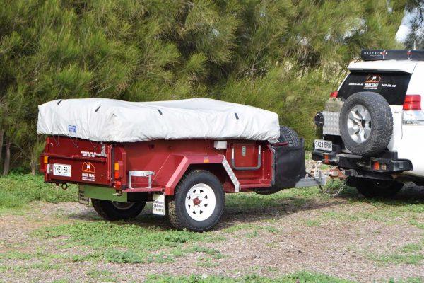 Challenge Outback Offroad Camper Trailer